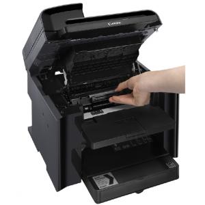 Специфика извлечения картриджей из печатающих устройств Canon