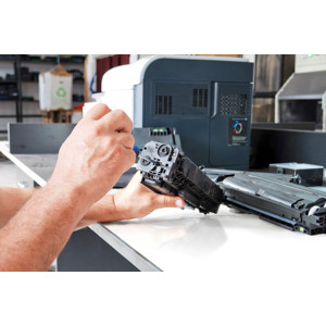 Где в Киеве недорого и с гарантированным качеством заправить картридж лазерного принтера