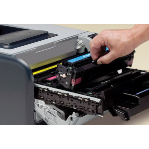 Как понять, нужна ли заправка лазерного принтера?
