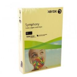 Бумага Xerox цветная SYMPHONY Pastel Yellow (80) A4 500л.