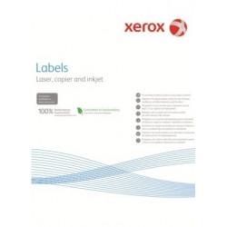 Наклейка Xerox Mono Laser 18UP (rounded) 63.5x46.6mm 100л.