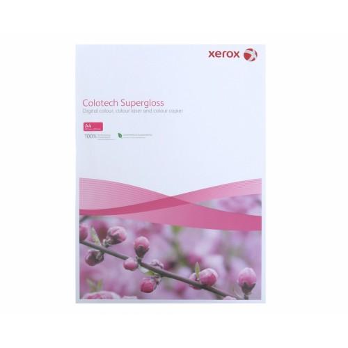 Бумага Xerox COLOTECH + SUPERGLOSS (160) A4 250л.