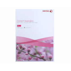 Бумага Xerox COLOTECH + SUPERGLOSS (250) A4 100л.