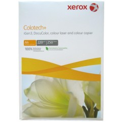 Бумага Xerox COLOTECH + (220) A4 250л. AU