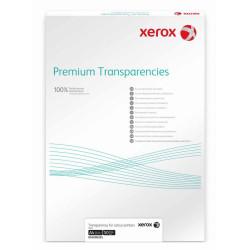 Xerox Пленка прозрачная Xerox A4 100л. удаляемая по длинной кромке