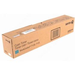 Тонер картридж Xerox WC7120/7125/7225 Cyan