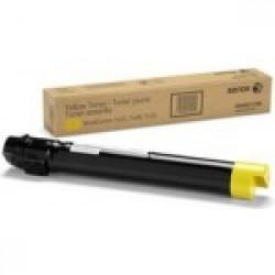 Тонер картридж Xerox Color 550/560 Yellow
