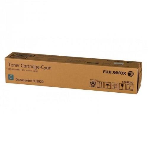 Тонер картридж Xerox DC SC2020 Cyan (3000 стр)