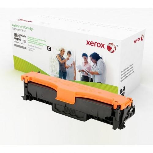 Картридж Xerox для HP375/475/351/471 совместим с CE410A Black