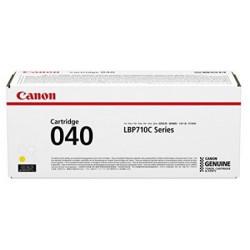 Картридж Canon 040 LBP710/712 Yellow (5400 стр)