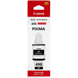 Чернила Canon GI-490 PIXMA G1400/G2400/G3400 Black 135ml