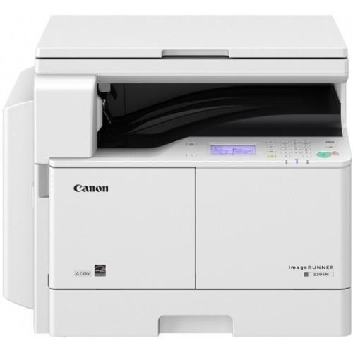 МФУ А3 ч/б Canon iR2204n c Wi-Fi