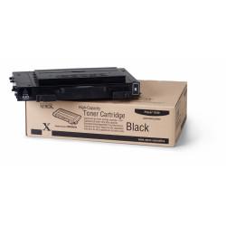 Тонер картридж Xerox PH6100 Black (Max)