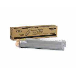 Тонер картридж Xerox PH7400 Yellow (Max)