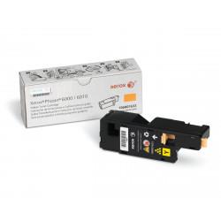 Тонер картридж Xerox PH6000/6010N/WC6015 Yellow