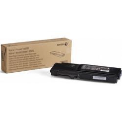 Тонер картридж Xerox PH6600/WC6605 Black (Max)