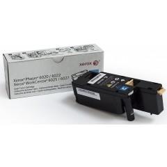 Картридж Xerox Phaser 6020/6022/WC6025/6027 Cyan