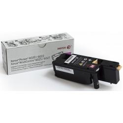 Картридж Xerox Phaser 6020/6022/WC6025/6027 Magenta
