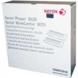 Картридж Xerox Phaser 3020/WC3025 Dual Pack (3K)