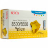 Брикеты твердочернильные Xerox PH8500/8550 Yellow
