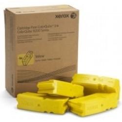 Брикеты твердочернильные Xerox CQ92xx Yellow