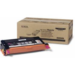 Тонер картридж Xerox PH6180 Magenta (Max)