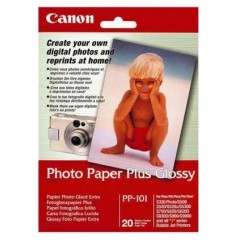 Бумага Canon A4 Photo Paper Plus Glossy, 20л