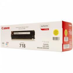 Картридж Canon 718 LBP-7200/MF-8330/8350 yellow