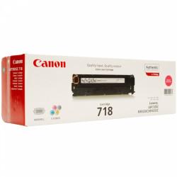 Картридж Canon 718 LBP-7200/MF-8330/8350 magenta