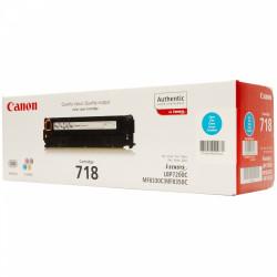 Картридж Canon 718 LBP-7200/MF-8330/8350 cyan