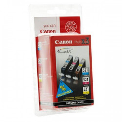 Картридж Canon CLI-521 Bundle (C,M,Y) MP540/630