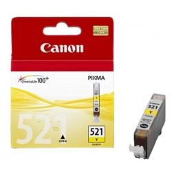 Картридж Canon CLI-521Y (Yellow) MP540/630