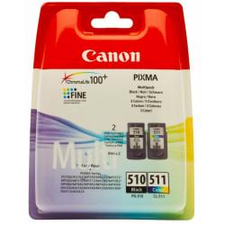 Картридж Canon PG-510Bk/CL-511 цв. Multi Pack