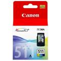 Картридж Canon CL-511 цв. MP260
