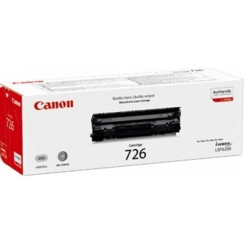 Картридж Canon 726 LBP-6200d Black