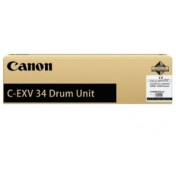 Canon Drum Unit C-EXV34 C22XX/C20XX series Black