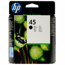 Картридж HP No.45 DJ9xx/11xx/1220/G/T/R/P1000 black - Фото №1