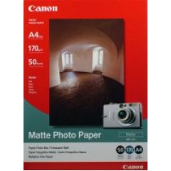 Бумага Canon A4 Photo Paper Matte MP-101, 50л.
