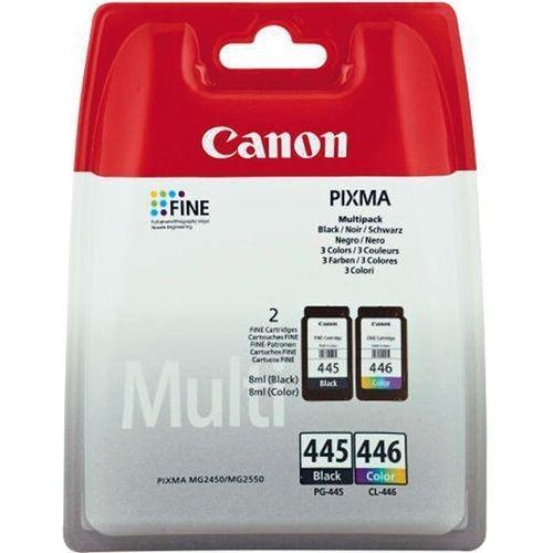 Картридж Canon Pg-445Bk/Cl-446 цв.Multi Pack