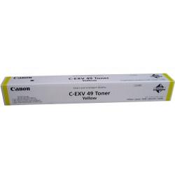 Тонер Canon C-EXV49 C3325i Yellow