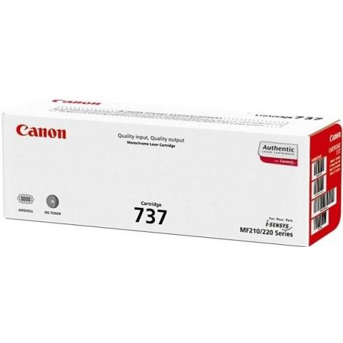 Картридж Canon 737  MF22x/MF21x black