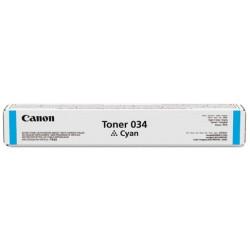 Тонер Canon 034 iRC1225 Cyan