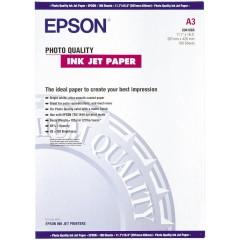 Бумага Epson A3 Photo Quality Ink Jet Paper, 100л.