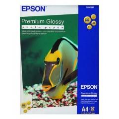 Бумага Epson A4 Premium Glossy Photo Paper, 20л.