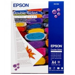 Бумага Epson A4 Double-Sided Matte Paper, 50л.