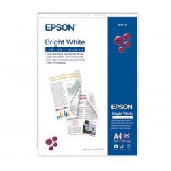 Бумага Epson A4 Bright White Ink Jet Paper, 500л.
