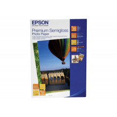Бумага Epson 100mmx150mm Premium Semiglossy Photo Paper, 50л.