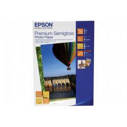 Бумага Epson 100mmx150mm Premium Semiglossy Photo Paper, 50л.