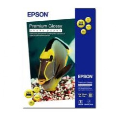 Бумага Epson 130mmx180mm Premium Glossy Photo Paper, 50л.