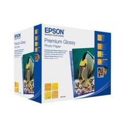 Бумага Epson 130mmx180mm Premium Glossy Photo Paper, 500л.